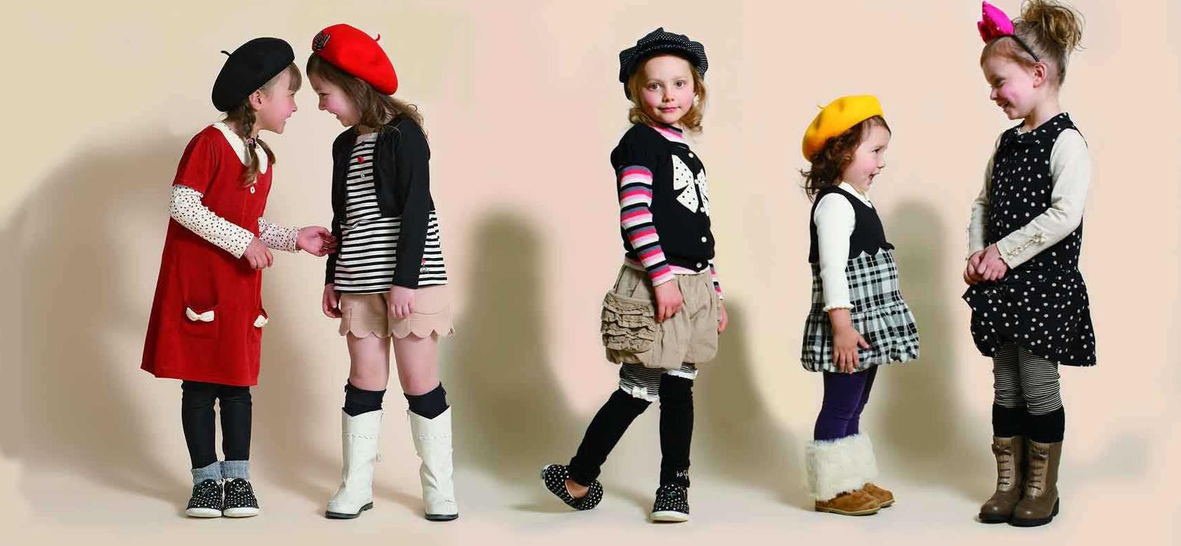 子供の服装は誰が決めますか?