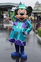 雨の日のディズニーの楽しみ方!