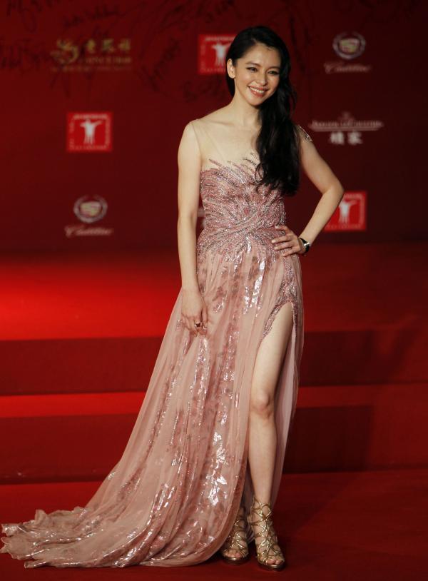ビビアン・スーが入籍を発表、披露宴は6月に台北とバリ島で―2014年02月20日