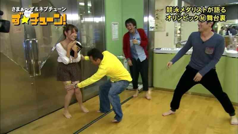 さまぁ~ず・三村マサカズが大胆にグラドルの胸揉む、ハライチ澤部佑「頭おかしいんじゃね?」。