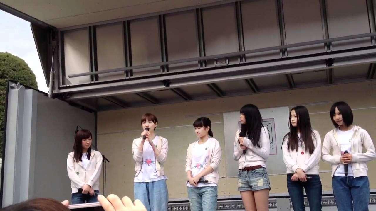 AKB48 釜石 被災地訪問① - YouTube