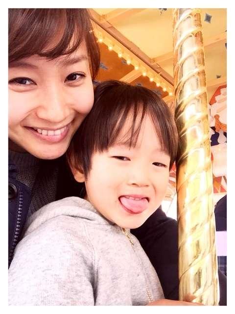 【画像】藤本美貴の長男・虎之助くん(3歳)、夫・庄司智春そっくりに成長