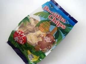 【業務スーパー】バナナチップ│格安スーパーで格安食材探し