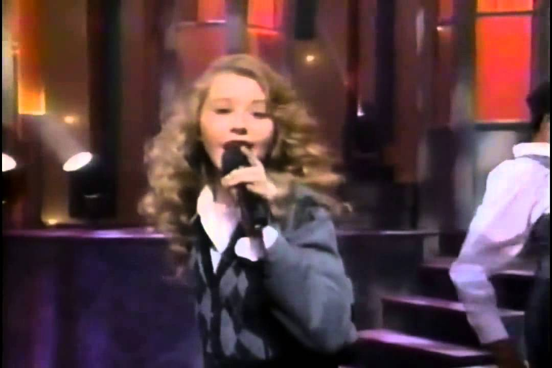 "Christina Aguilera - ""Think"" (Live at The Mickey Mouse Club 1993) - YouTube"