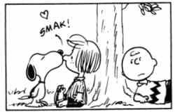 スヌーピー好きな人