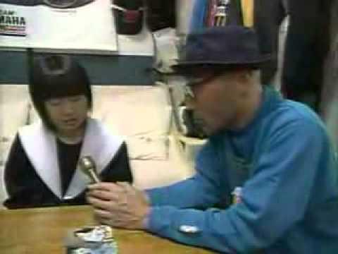 探偵ナイトスクープ おじいちゃんはルー大柴 スタジオ部分有り - YouTube
