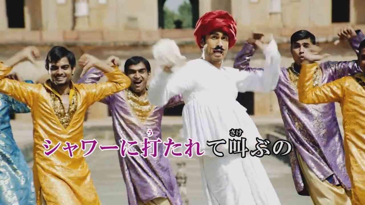 """平井堅の""""インド人""""に栄冠、話題になったMVとして特別賞を受賞。"""