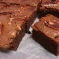 大人気♪ファッジなチョコレートブラウニー by タマティ [クックパッド] 簡単おいしいみんなのレシピが198万品