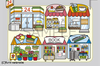 自分のお店を持つとしたら何屋さんがいい?
