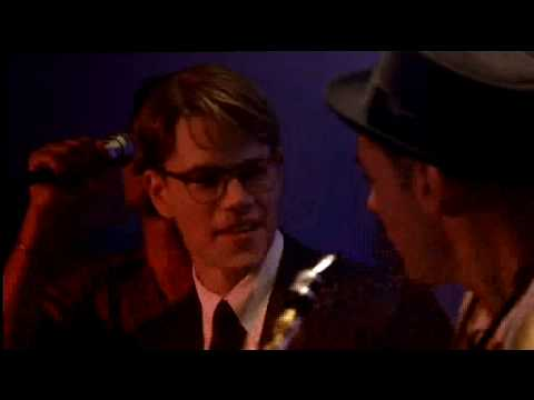 Fiorello & Matt Damon & Jude Law-Tu vo' fa' l'Americano - YouTube