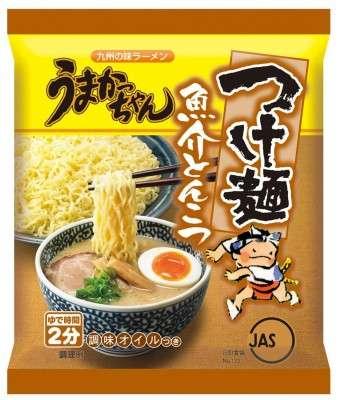 九州のロングセラー「うまかっちゃん」につけ麺登場! | ニュースウォーカー