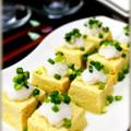 レンジで簡単!豆腐入りふんわりだし卵 by EnjoyKitchen [クックパッド] 簡単おいしいみんなのレシピが199万品