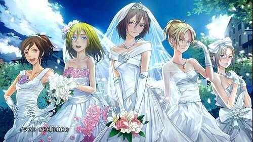 結婚式が雨だった人