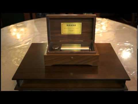 共鳴箱の有無による音の違い(リュージュ編) - YouTube