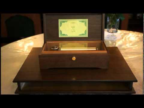 共鳴箱の有無による音の違い(オルフェウス編) - YouTube
