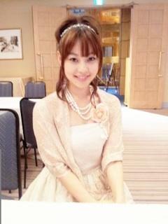 タレント同士の結婚式♡ 長崎真友子オフィシャルブログ「まゆペース」Powered by Ameba