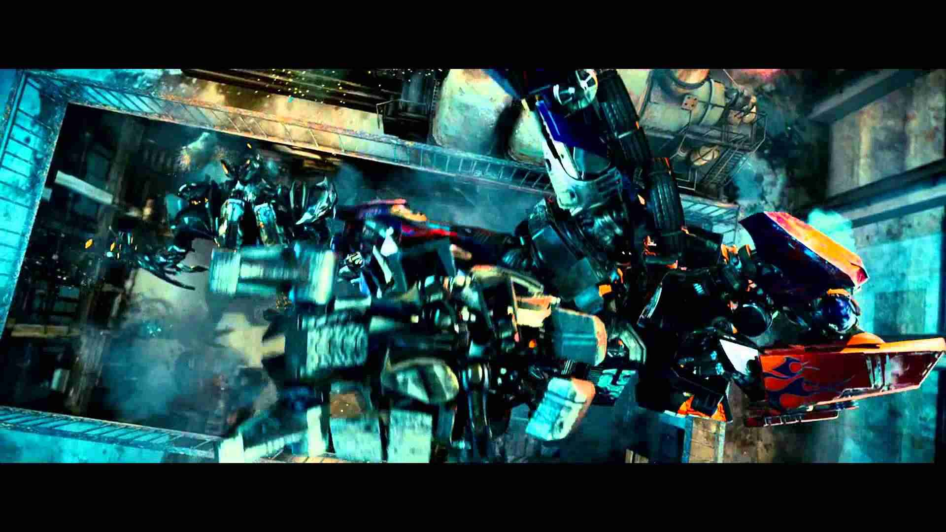 Transformers 2: Linkin Park - New Divide - YouTube