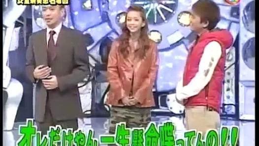 安室奈美恵 HEY! x3 トーク名場面集 - Dailymotion動画