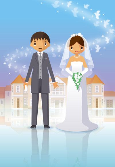 結婚式何月に挙げましたか?