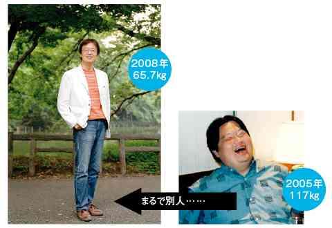 オタク評論家の岡田斗司夫、衝撃のリバウンドヽ(・ω・)/wwwww | なうトピ