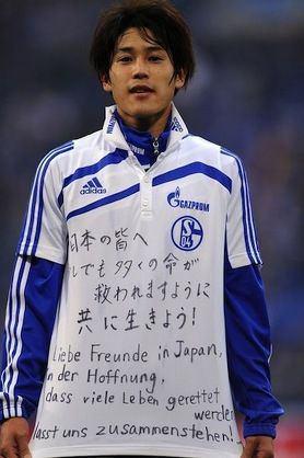 好きなサッカー選手