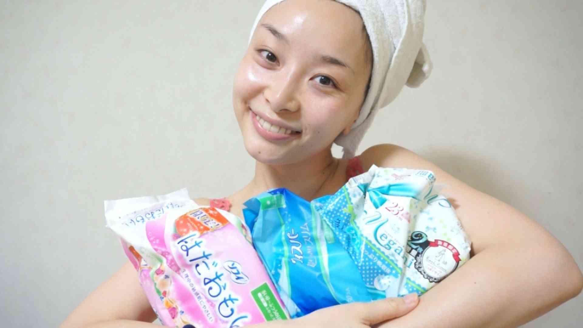 人気のナプキンを5ヶ月使用しての感想♡ - 2014.6.15 SasakiAsahiVlog - YouTube