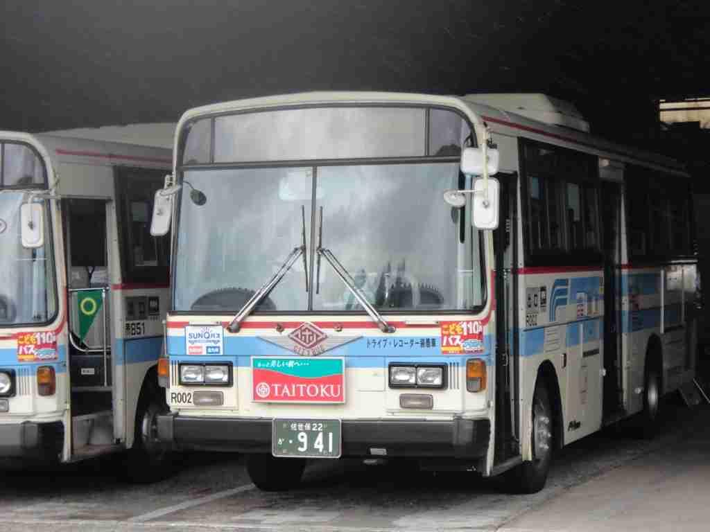 「早く降りろ。業務妨害になる」「死ね」させぼバスの運転手が女性に暴言(長... 「早く降りろ。業