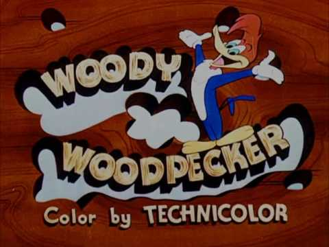 Woody Woodpecker theme - YouTube