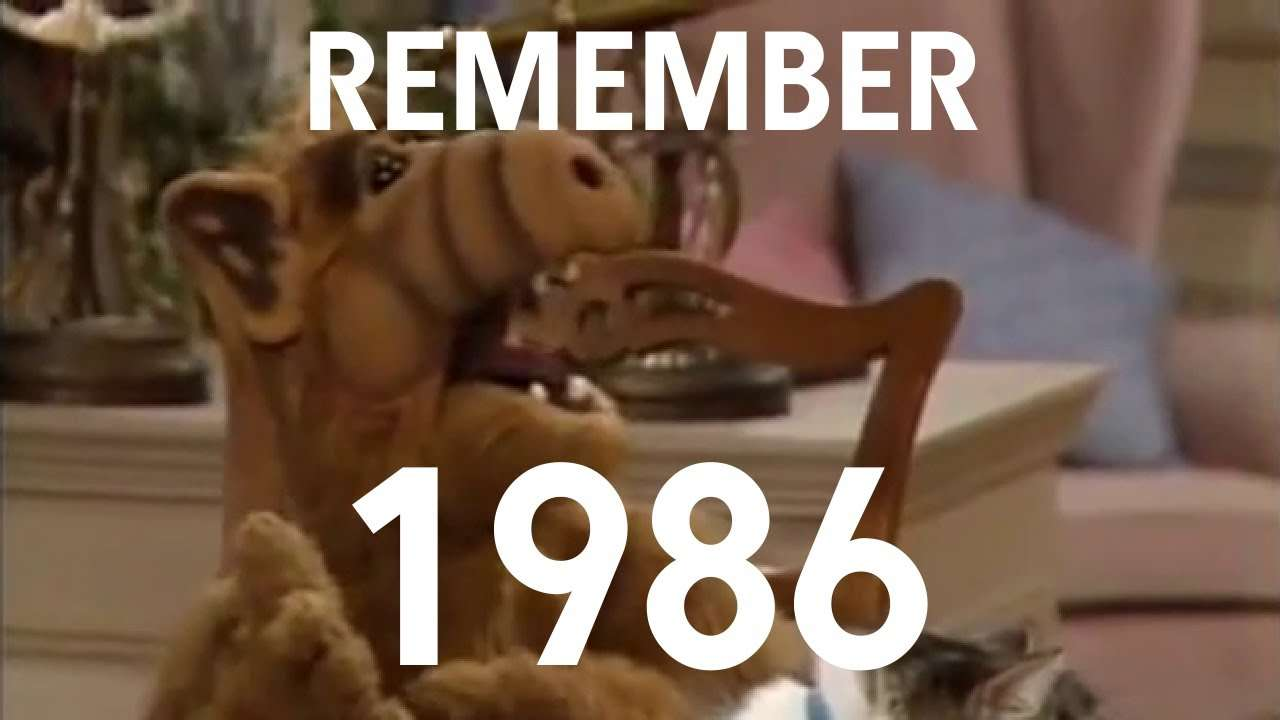 REMEMBER 1986 - YouTube