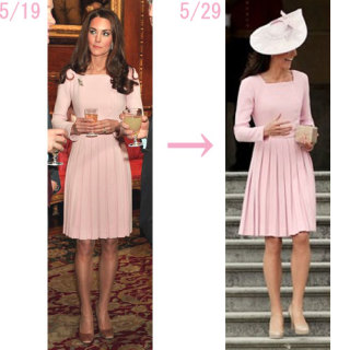 【英国】キャサリン妃、自ら6280円のドレスをネット購入!