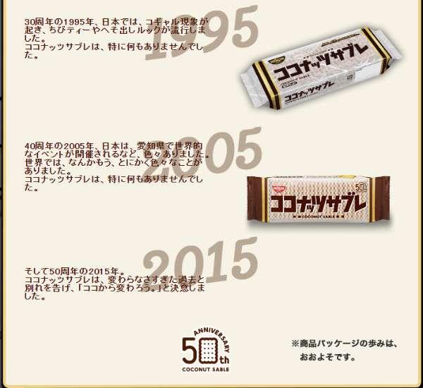 人気お菓子「ココナッツサブレ」の歩んできた50年の歴史がスゴイと話題にwww