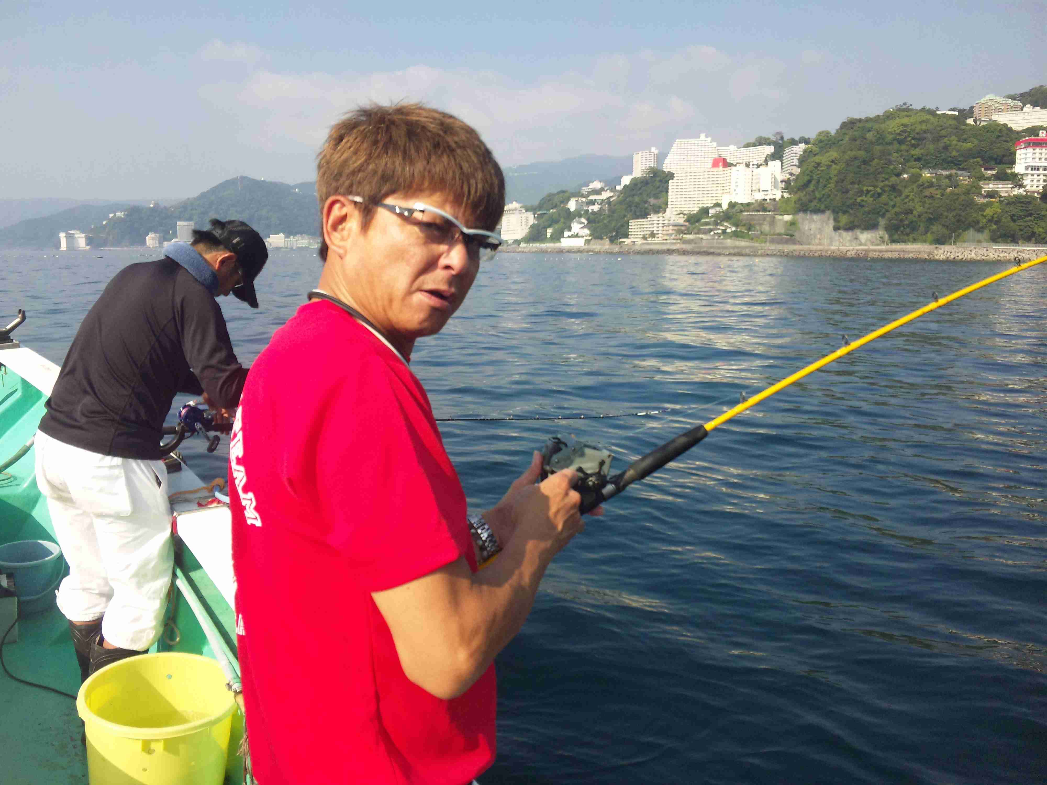 哀川翔、撮影そっちのけで島を満喫「アジを50匹釣った」