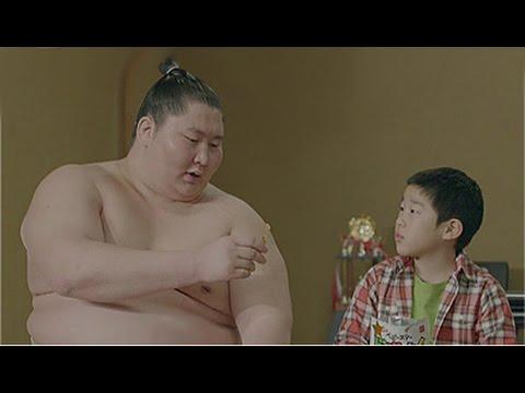2篇 逸ノ城 ベビースター ドデカイラーメン CM 「教える」「なれよ」 - YouTube