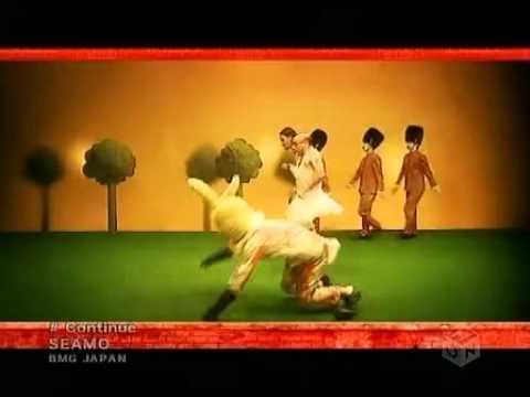 SEAMO - Continue MV - YouTube