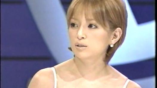 MUSIC FAIR walking proud M Ayumi Hamasaki 浜崎あゆみ - Dailymotion動画
