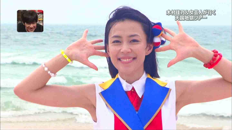 木村佳乃 AKB衣装姿披露で「松井珠理奈に激似」と話題