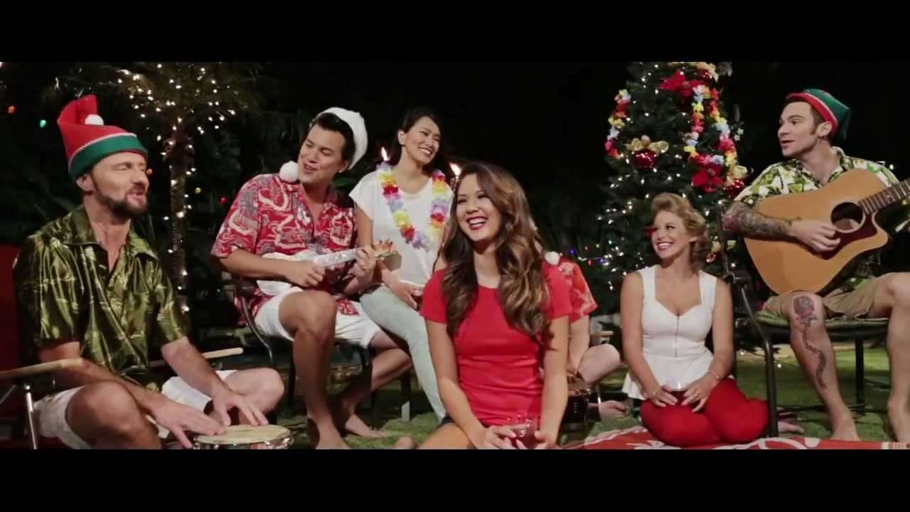 "THE DUKES OF SURF -  ""Aloha Christmas"" (Official Music Video) - YouTube"