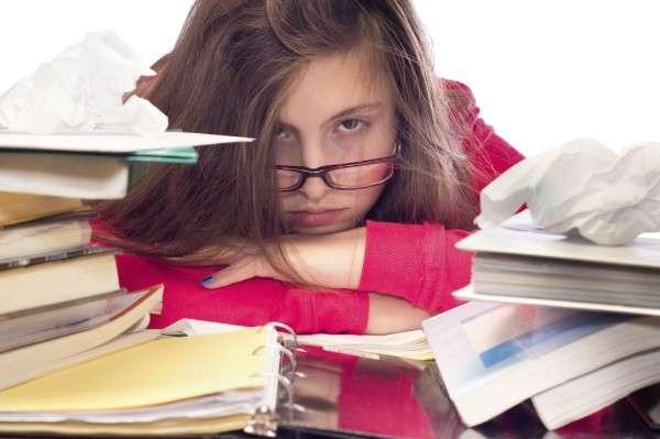 ストレスで生理が止まったことある人