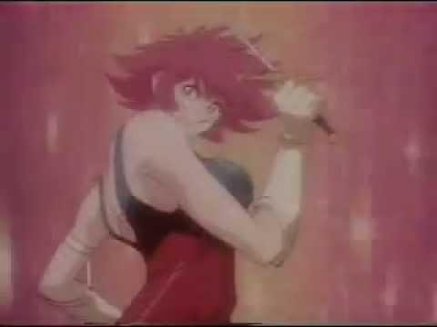 アニメシーン キューティーハニー 変身シーン - YouTube
