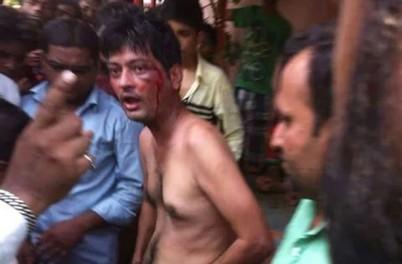 インドで男が少女にレイプ未遂…駆けつけた村民らが男を肉屋へ連れて行き性器切断