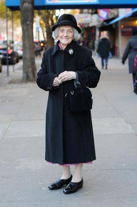 ニューヨークのじいさんばあさんがかっこいい:ハムスター速報