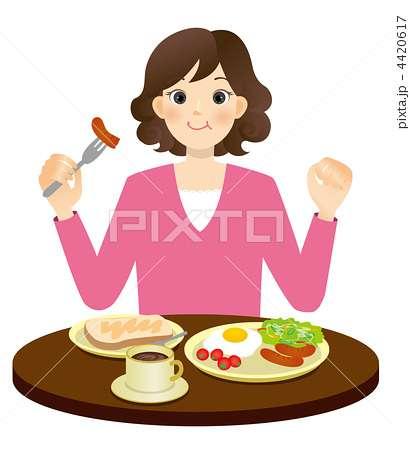 朝からガッツリ食べられる人
