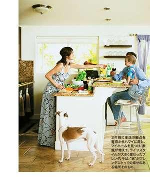 結婚間近?竹野内豊と倉科カナ、量販店の白物家電コーナーで商品吟味