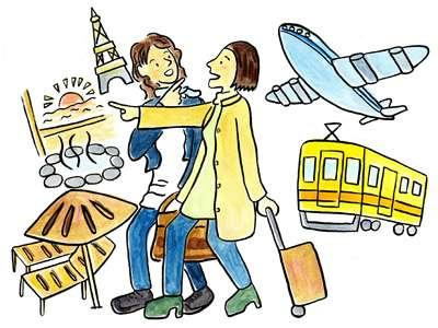 旅行を通じて知った同行者の意外な一面、ありますか?