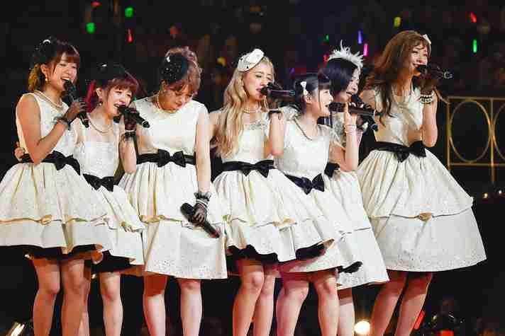 Berryz工房・須藤茉麻がラストコンサートで暴露「実はアイドルに興味がなかった…」【フォトレポート】   日刊SPA!