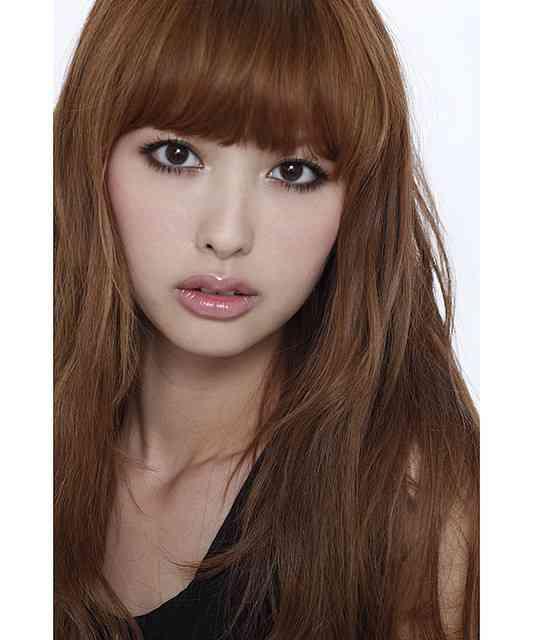 つり目の美人・イケメンの有名人の画像