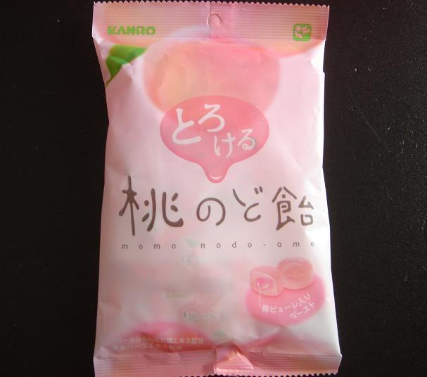 好きな飴(オススメ)・のど飴