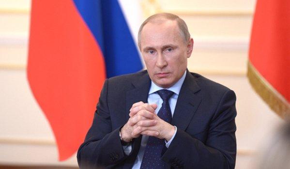 プーチン大統領:ウクライナで起こったのはクーデター - News - 政治 - The Voice of Russia