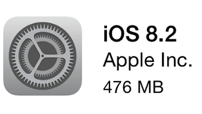 「iOS 8.2」配信スタート、アップデートすると削除不能なApple Watchアプリが追加される - GIGAZINE