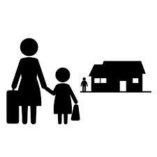 離婚後に子どもを元夫と面会させていますか?